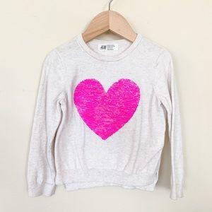H&M | Baby Girl Toddler Long Sleeve Shirt 3-4 Year